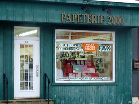 Business for sale in Richmond, Estrie, 68, Rue  Principale Nord, 15827347 - Centris