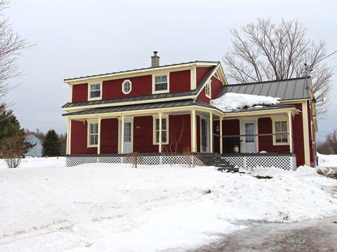 Hobby farm for sale in Saint-Raphaël, Chaudière-Appalaches, 90, 1er Rang, 15896426 - Centris