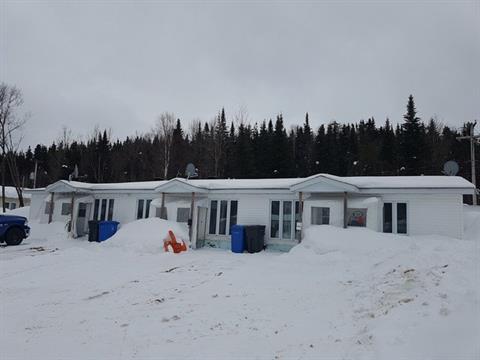 Triplex à vendre à Chibougamau, Nord-du-Québec, 560 - 564, Rue  Demers, 10966463 - Centris
