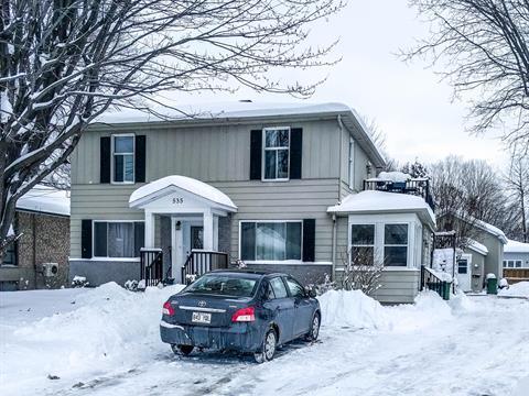 Triplex à vendre à Dorval, Montréal (Île), 531 - 535, Avenue  Starling, 22775770 - Centris