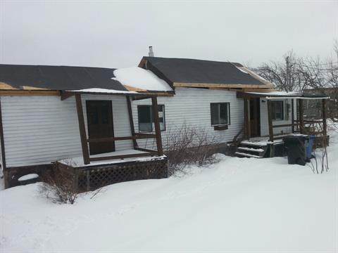 Mobile home for sale in Chartierville, Estrie, 95, Rue  Saint-Jean-Baptiste, 21720813 - Centris