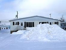 House for sale in Matagami, Nord-du-Québec, 233 - 233A, Place de Normandie, 27703103 - Centris