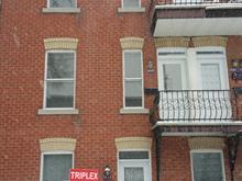 Triplex à vendre à Mercier/Hochelaga-Maisonneuve (Montréal), Montréal (Île), 1607 - 1611, Avenue  Bourbonnière, 19905440 - Centris