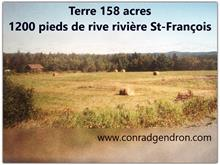 Land for sale in Sainte-Praxède, Chaudière-Appalaches, Rang  A, 26860047 - Centris
