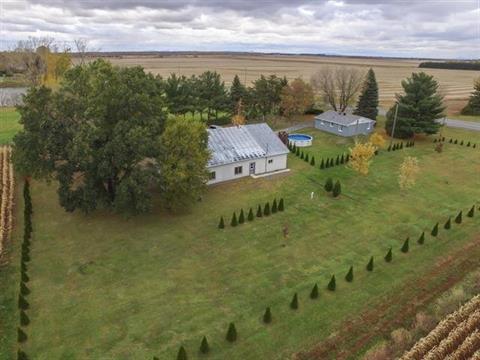 Hobby farm for sale in Saint-Cyprien-de-Napierville, Montérégie, 262A, Route  221, 28191037 - Centris