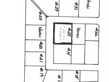 Lot for sale in Mont-Carmel, Bas-Saint-Laurent, 28, Rue des Cèdres, 21113440 - Centris
