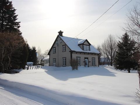 Fermette à vendre à Saint-Casimir, Capitale-Nationale, 70, Rang  Rapide Sud, 16250787 - Centris