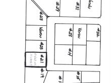 Lot for sale in Mont-Carmel, Bas-Saint-Laurent, 21, Rue des Cèdres, 13485183 - Centris