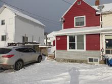 Maison à vendre à Témiscaming, Abitibi-Témiscamingue, 72, Rue  Sainte-Thérèse, 19488697 - Centris
