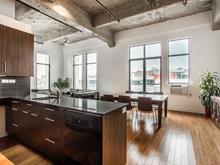 Loft/Studio à vendre à Le Sud-Ouest (Montréal), Montréal (Île), 3700, Rue  Saint-Antoine Ouest, app. 449, 21576146 - Centris