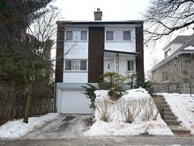 Maison à vendre à Côte-des-Neiges/Notre-Dame-de-Grâce (Montréal), Montréal (Île), 4070, Avenue  Madison, 13847690 - Centris