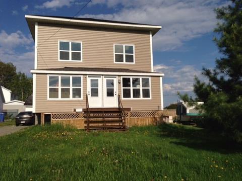 Duplex for sale in Duparquet, Abitibi-Témiscamingue, 9 - 9A, Avenue  Laurier, 23006535 - Centris