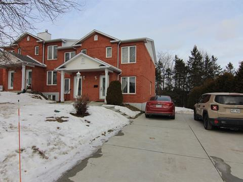 Townhouse for sale in Rock Forest/Saint-Élie/Deauville (Sherbrooke), Estrie, 4557, Rue du Calembour, 25593641 - Centris