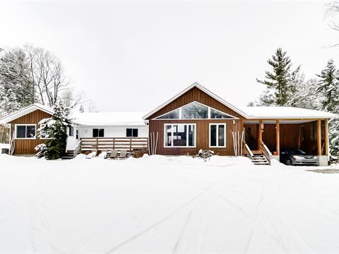 Hobby farm for sale in Pontiac, Outaouais, 310Z, Chemin  Kerr, 26097391 - Centris