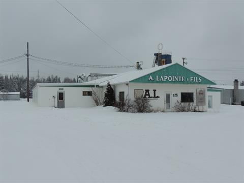 Industrial building for sale in Saint-Romain, Estrie, 175, Rue du Couvent, 15477545 - Centris