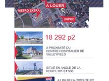 Lot for rent in Salaberry-de-Valleyfield, Montérégie, 386, Chemin  Larocque, 8575960 - Centris