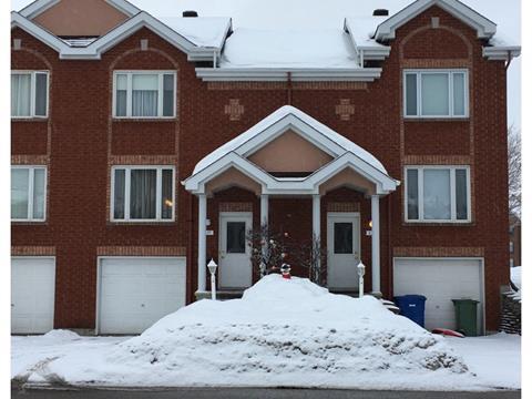 Maison de ville à vendre à Gatineau (Gatineau), Outaouais, 137, Rue  Ernest-Gaboury, 13396279 - Centris