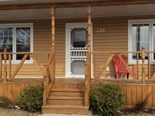 Duplex à vendre à Dolbeau-Mistassini, Saguenay/Lac-Saint-Jean, 248 - 248A, Avenue de l'Église, 22377328 - Centris