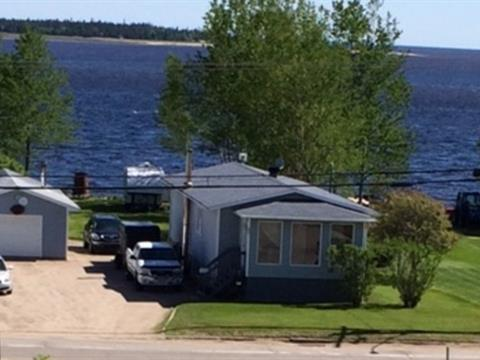 Mobile home for sale in Ragueneau, Côte-Nord, 527, Route  138, 10033808 - Centris