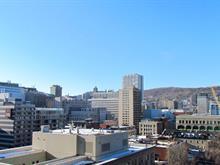 Condo / Appartement à louer à Ville-Marie (Montréal), Montréal (Île), 1155, Rue de la Montagne, app. 909, 16276762 - Centris