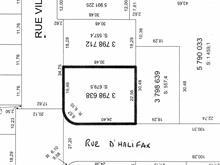 Terrain à vendre à Cowansville, Montérégie, Rue  Vilas, 15324592 - Centris