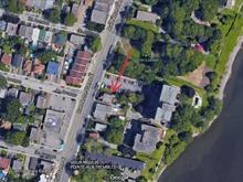 Lot for sale in Rivière-des-Prairies/Pointe-aux-Trembles (Montréal), Montréal (Island), 11700, Rue  Notre-Dame Est, 12160445 - Centris