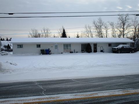 Duplex for sale in Amos, Abitibi-Témiscamingue, 1614 - 1616, Route  109 Nord, 24823785 - Centris