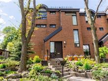 Townhouse for sale in Ville-Marie (Montréal), Montréal (Island), 3035, Le Boulevard, 28599914 - Centris