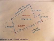 Terrain à vendre à Gaspé, Gaspésie/Îles-de-la-Madeleine, Rue  Samuel, 28643773 - Centris