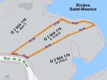 Lot for sale in Shawinigan, Mauricie, Rue de la Rive, 28961429 - Centris