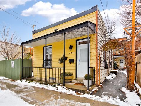 Maison de ville à louer à Rosemont/La Petite-Patrie (Montréal), Montréal (Île), 6711, Avenue  Henri-Julien, 19693505 - Centris