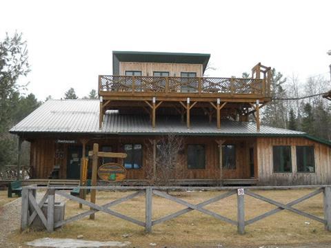Bâtisse commerciale à vendre à Cayamant, Outaouais, 4, Chemin de l'Aigle, 26741081 - Centris