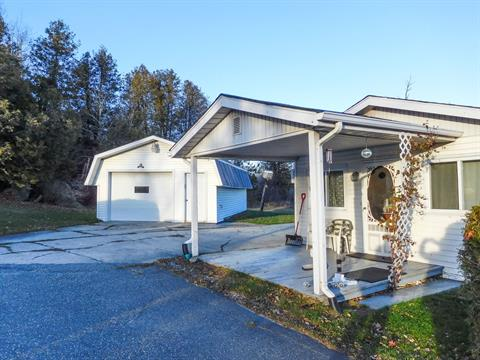 Mobile home for sale in Ascot Corner, Estrie, 5075, Route  112, 18156515 - Centris