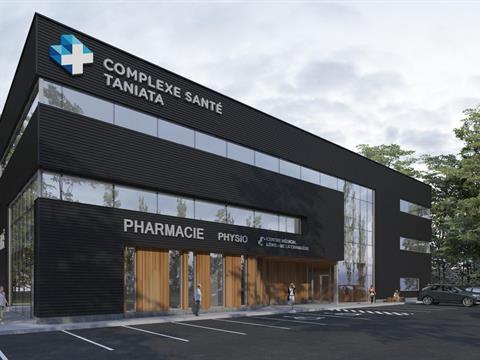 Local commercial à louer à Les Chutes-de-la-Chaudière-Est (Lévis), Chaudière-Appalaches, 700, Avenue  Taniata, local 203, 26453142 - Centris