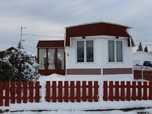Mobile home for sale in Forestville, Côte-Nord, 74, Rue  Desbiens, 24255428 - Centris