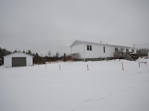 Maison mobile à vendre à Senneterre - Paroisse, Abitibi-Témiscamingue, 245, Route  386, 25890471 - Centris