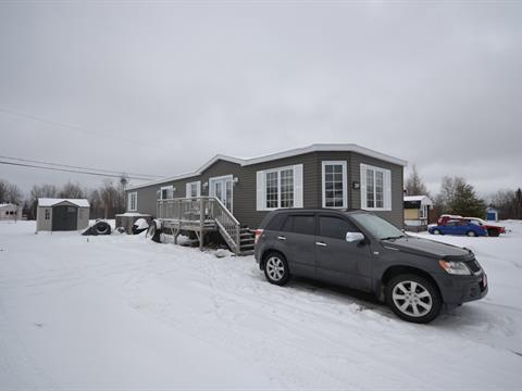 Maison mobile à vendre à Senneterre - Ville, Abitibi-Témiscamingue, 119, Rue  Joseph-Edmond-Fortin, 28823597 - Centris