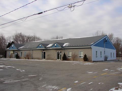 Commercial building for sale in Saint-Chrysostome, Montérégie, 21 - 23A, Rang  Sainte-Anne, 14653898 - Centris