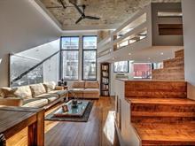 Loft/Studio for sale in Le Sud-Ouest (Montréal), Montréal (Island), 3810, Rue  Saint-Antoine Ouest, apt. 106, 21841553 - Centris
