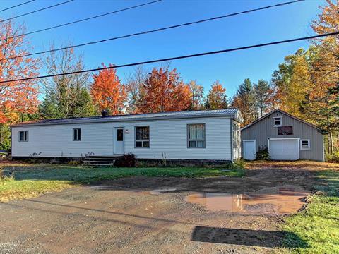 Maison mobile à vendre à Notre-Dame-du-Sacré-Coeur-d'Issoudun, Chaudière-Appalaches, 558, Route  Laurier, 11619791 - Centris