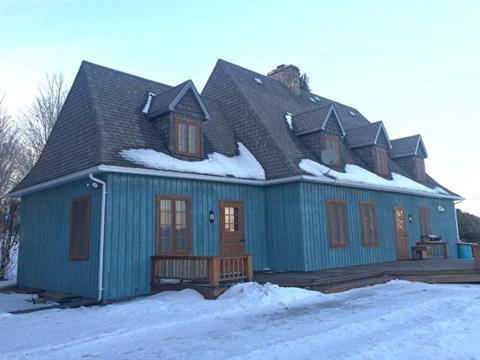 Fermette à vendre à L'Avenir, Centre-du-Québec, 1454, Route  McGiveney, 10828815 - Centris