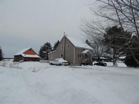Hobby farm for sale in Sainte-Marie-de-Blandford, Centre-du-Québec, 885A, Route des Blés-d'Or, 9310567 - Centris