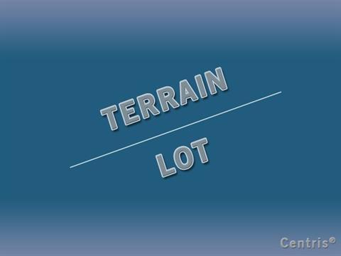 Terrain à vendre à Irlande, Chaudière-Appalaches, 1, Route  165, 14511011 - Centris