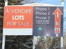 Lot for sale in Mayo, Outaouais, 34, Chemin  John, 21818093 - Centris
