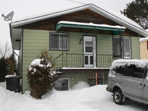 Duplex for sale in Sainte-Anne-du-Lac, Laurentides, 29 - 31, Rue de l'Église, 27796194 - Centris