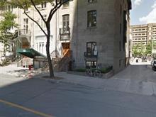 Condo à vendre à Ville-Marie (Montréal), Montréal (Île), 3417, Rue  Peel, 18785222 - Centris
