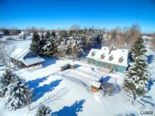 Hobby farm for sale in L'Avenir, Centre-du-Québec, 1454, Route  McGiveney, 10828815 - Centris