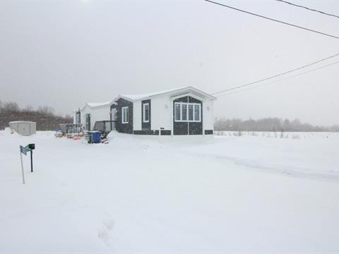 Maison mobile à vendre à La Corne, Abitibi-Témiscamingue, 322, 5e-et-6e Rang Est, 26679998 - Centris