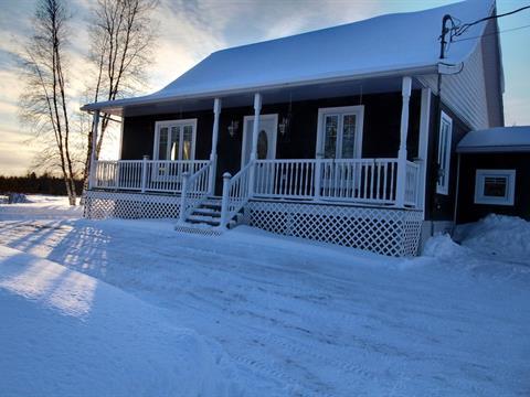 Fermette à vendre à Manseau, Centre-du-Québec, 1325A, Chemin du Petit-Montréal, 15407358 - Centris