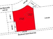 Lot for sale in Gatineau (Gatineau), Outaouais, boulevard  Saint-René Est, 18136127 - Centris